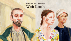 WEB LOOK - 2019 Spring / Summer