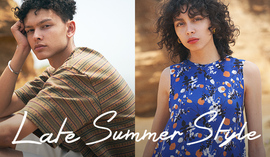 BEAUTY&YOUTH Late Summer Style