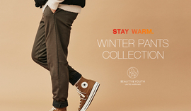 STAY WARM. WINTER PANTS COLLECTION