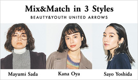 Mix&Match by 3 types