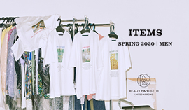 ITEMS MEN SPRING 2020
