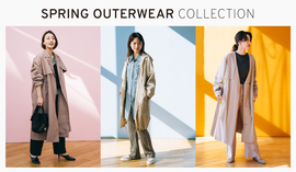 SPRING OUTERWEAR COLLECTION