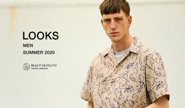 2020 Summer LOOKS - MEN