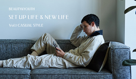SET UP STYLE & NEW LIFE Vol.1 CASUAL STYLE