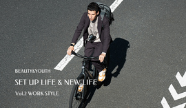 SET UP STYLE & NEW LIFE Vol.2 WORK STYLE