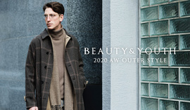 BEAUTY&YOUTH 2020 AW OUTER STYLE