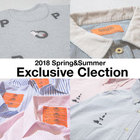 2018 Spring&Summer Exclusive Collection