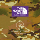 <THE NORTH FACE PURPLE LABEL>×<BEAUTY&YOUTH>