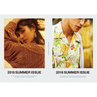 "<BEAUTY&YOUTH>MENS&WOMENSのカタログ、""2018 SUMMER ISSUE"" が完成しました。"