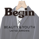 <Begin>×<BEAUTY&YOUTH>究極のON/OFF服