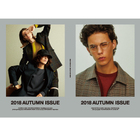 "<BEAUTY&YOUTH>MENS&WOMENSのカタログ、""2018 AUTUMN ISSUE"" が完成しました。"