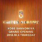 UNITED ARROWS KOBE SANNOMIYA RE-OPENING 2018.10.4 THU.
