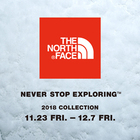 <THE NORTH FACE>2018 WOMENS COLLECTION