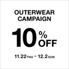 OUTER WEAR CAMPAIGN