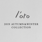 l'oro 2019 AUTUMN&WINTER COLLECTION