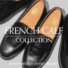 <BEAUTY&YOUTH>French Calf Collection