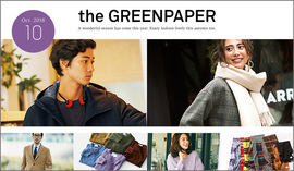 the GREENPAPER OCT. 2018