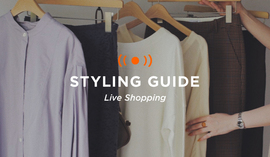 "WOMEN LIVE ""STYLING GUIDE"" 9/11 20:00"
