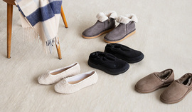 WARM SHOES VARIATION FOR WOMEN