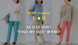 WOMENS XS SIZE Live shopping 4/14 19:00~
