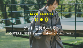 WOMENS Live shopping 4/30 19:00~