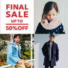 【MAX50%OFF】★ Autumun & Winter FINAL SALE アイテム追加★