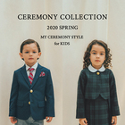 2020 SPRING CEREMONY COLLECTION for KIDS