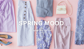 SPRING MOOD - Enjoy the colors -