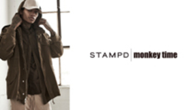 STAMPD x monkey time