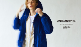 UNISON (UNIS.) S/S18 COLLECTION Drop #002