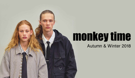 <monkey time> Autumn & Winter 2018
