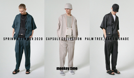 PALM TREE, SAND & SHADE -SPRING & SUMMER CAPSULE COLLECTION-