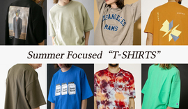"Summer Focused ""T-SHIRTS"""