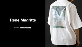 ART PRINT CAPSULE COLLECTION <Rene Magritte>