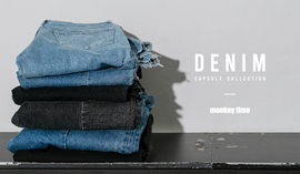 DENIM Cupsule Collection