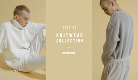 COZY UP / KNIT WEAR COLLECTION