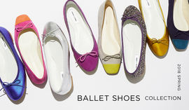 2018 SPRING BALLET SHOES COLLECTION