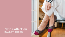 BALLET SHOES NEW COLLECTION