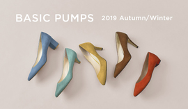 BASIC PUMPS 2019Autumn/Winter New Color
