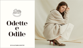 Odette e Odile 2019 Autumn&Winter WEB CATALOG
