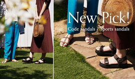 New Pick! Code Sandals/Sports Sandals