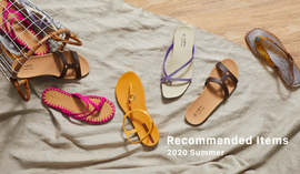 Recommended Items 2020 SUMMER