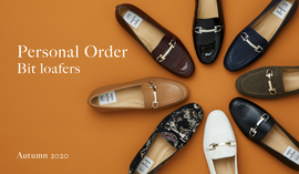 Personal Order Bit loafers