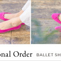"2017 SPRING ""BALLET SHOES """