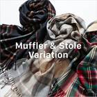 Muffler&Stole Variation