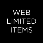 <WEB LIMITED ITEMS>店舗にて期間限定展開