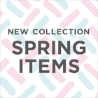 NEW COLLECTION SPRING ITEMS