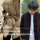 ''STEVEN ALAN''  ''DESIGNER BRANDS FAIR''