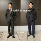 MENS STAFF STYLING
