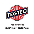 EVENT:<TEG TEG> POP-UP STORE